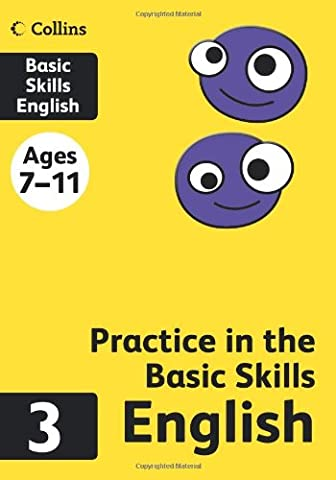 Collins Practice in the Basic Skills – English Book 3