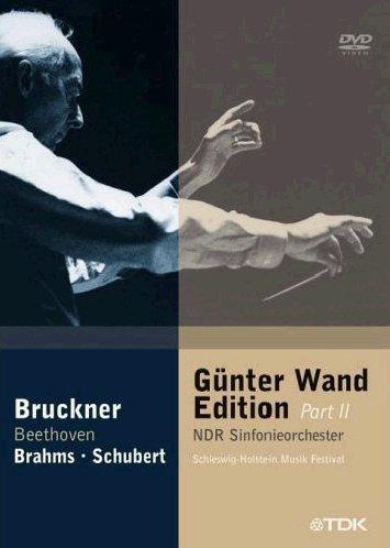 Günter Wand - Günter Wand Edition: Part 2 (4 DVDs, NTSC) Ntsc Wand
