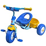 Best Baby Bike Strollers - Minmin-chezi Children's Tricycle 1-3 Years Old Simple Bicycle Review