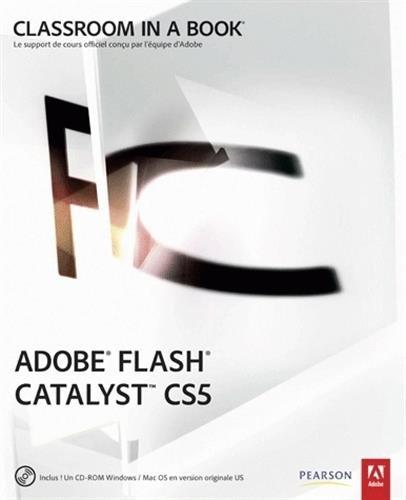Flash Catalyst CS5 par Adobe