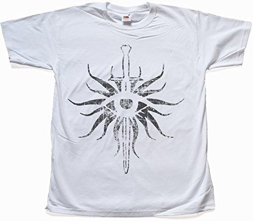 Teamzad - Camiseta Blanco blanco Small