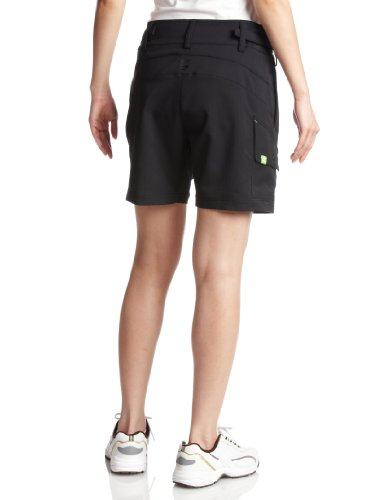 Cannondale Damen Rush Baggy Shorts schwarz