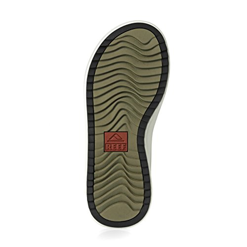 Reef Rover Xt3, Tongs Homme Multicolore - Varios colores (Black / Olive)