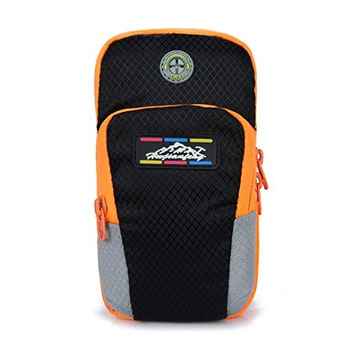 XUEQQ Mobile Armtasche Sport Armtasche Outdoor Freizeit Tasche Wechsel Handy Tasche Multifunktions Laufhandtasche Touch Mobile Handy