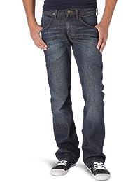 Wrangler - Bret - Jeans - Bootcut - Délavé Stone - Homme