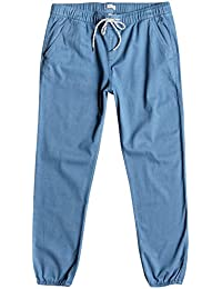 Roxy Easy Beachy - Pantallan De Chandal Tipo Chino para Mujer, Color: CAPTAINS BLUE, Talla: M