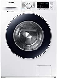 Samsung 7 Kg 5 Star Inverter Fully-Automatic Front Loading Washing Machine (WW70J42G0BW/TL, White, Hygiene Ste