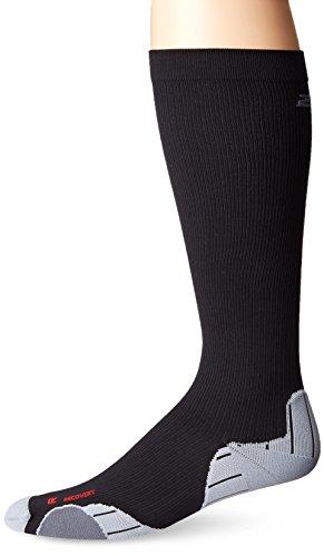 2XU Herren Compression Socken Recovery Black, M