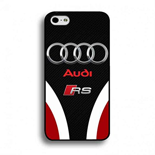 Deutsch R8 Audi Handy ZubehöR,Apple iPhone 6Plus[not for iPhone 6] Audi HandyhüLle,TPU SchutzhüLle UltradüNn Silikon HüLle,Luxury Brand Audi Logo HandyhüLle,Sport Audi Brand HandyhüLle (Audi Iphone Fall 6 Logo)