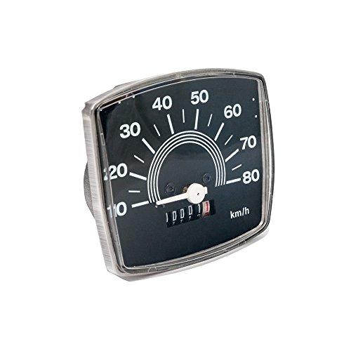 Preisvergleich Produktbild Tachometer / Tacho RMS (bis 80 Km / h) für Vespa 50 Special