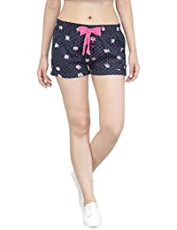 KOTTY Printed Women's Multicolor Night Shorts