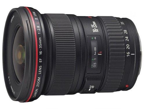 Canon 16 35 mm / F 2,8 L II USM Objectifs