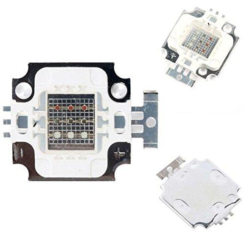 Bazaar 10W LED COB RGB Lampenlicht Chip Integrierte Dioden DIY DC6-12V für Flutlicht