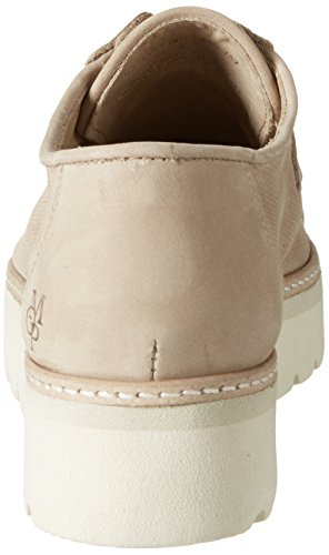 Marc O'Polo 70114013402200 Lace Up, Chaussures à Lacets Femme Braun (Dune)