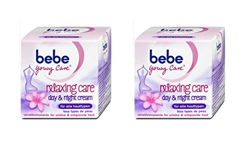 Bebe Young Care Relaxing Care-Cream , 2 x 50 ml