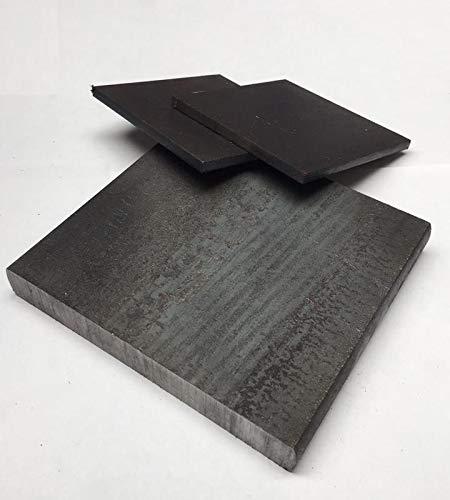 Stahlplatte Ankerplatte Blechplatte von 100-600 mm und Stärken von 5-30 mm (300x300x12)