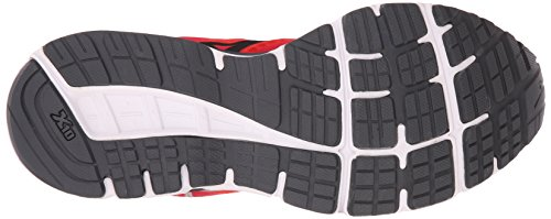 Mizuno Synchro MX Maschenweite Laufschuh Red/Black/Grey