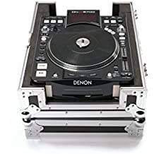 Magma Multi Format CDJ/Mixer Case Nero Flightcase Professionale Per CD Player o Mixer Da 12""