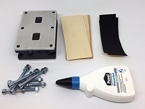 Fingerboard Mold - Standard Shape - Baue dein eigenes Fingerskateboard aus Holz