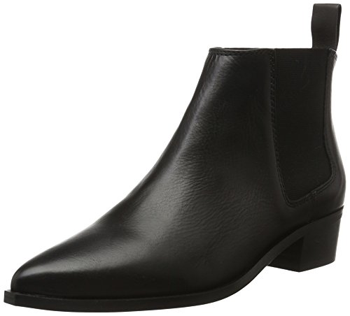 Shoe Biz Shoort Boot, Stivaletti Donna, Nero (Velvet Black), 40 EU