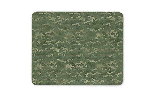 Funky Tarnung Mauspad-Auflage - grünes Camo Armee Muster Geschenk PC Computer # 8443