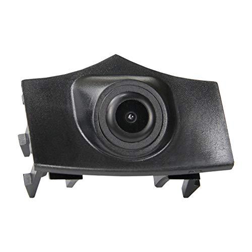 HD Frontkamera Einparkhilfe mit Nachtsicht 170° Weitwinkel Wasserdicht für Audi Q5 A3 A4 A5 A6 A8 Q7 S5 2012-2016