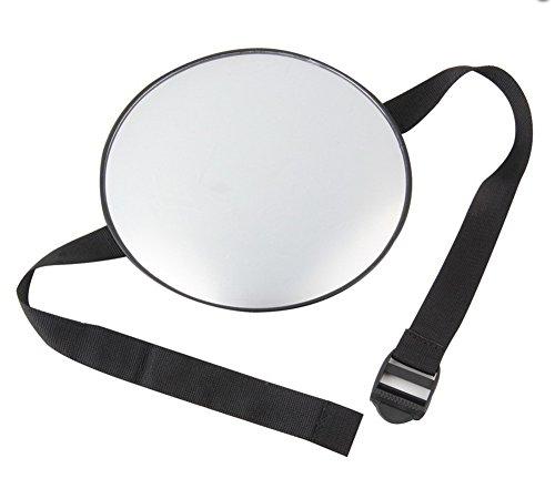 zuoao miroirs auto b b s retroviseur de surveillance r glable avec 2 sangles design miroir de. Black Bedroom Furniture Sets. Home Design Ideas