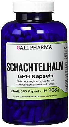 Gall Pharma Schachtelhalm GPH Kapseln, 1er Pack (1 x 360 Stück)
