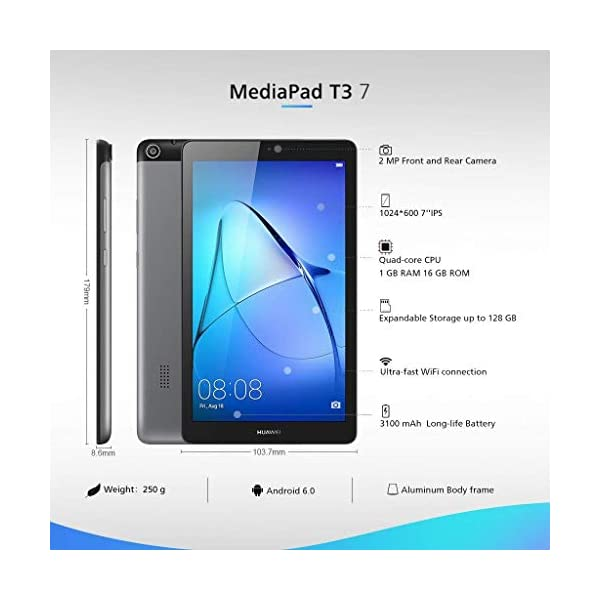 Huawei-MediaPad-T3-7-Tablet-MEDIATEK-Quad-core-14GHz-RAM-1GB-ROM-16GB-IPS-Display-Space-Grey