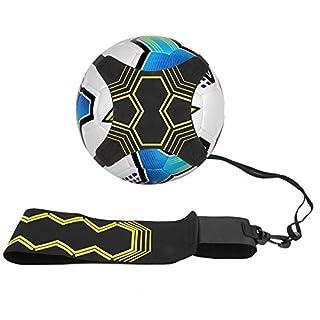 LFS Football d'entraînement Ceinture, Ceinture Élastique Réglable de Football pour Enfant et Adulte, Entraineur de Football