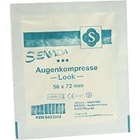 LOOK Augenkompresse steril 1 St preisvergleich bei billige-tabletten.eu