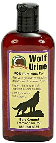Just Scentsational WU Wolf Urin klein Wühltiervertreiber 4 oz rot