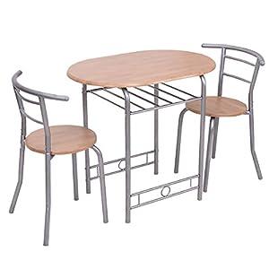 Küchenbar mit 2 Stühlen Günstig günstig online kaufen   Deine ...