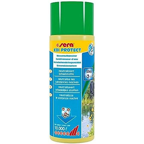 SERA Koi Protect Bio-Condizionatori Per (Neutralizza Metalli Pesanti)