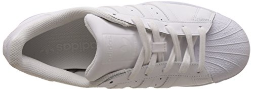 adidas Originals Superstar W White Leather Trainers White White
