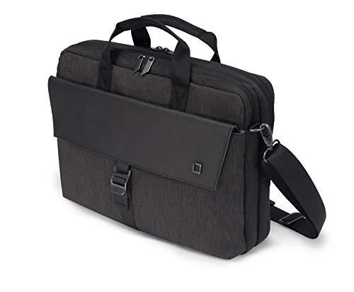 Dicota D31497 Skin Plus Style Tasche, 13-15,6 Zoll Schwarz