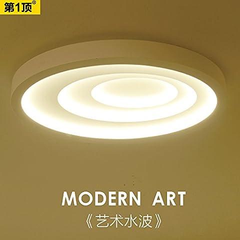 Naso PLAFONIERA Luce LED lampade creativo camera da letto e