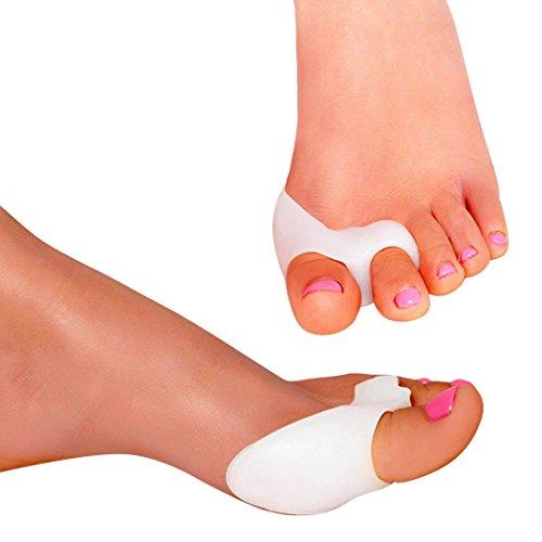 Footmatters Advanced Silicone Soft Gel Bunion Toe Seperator by FootMatters preisvergleich
