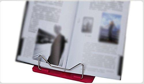 DFHHG® Estantería de libros Estanterías de lectura Creative Desktop Plastic 21.5 * 19 Cm 0.14 Kg durable