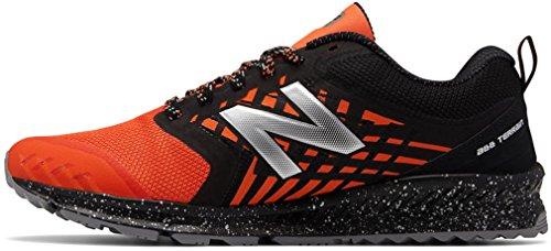 New Balance Mtntrv1, Running Homme Orange