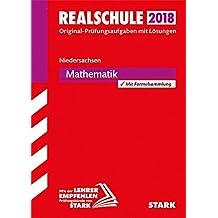 Abschlussprüfung Realschule Niedersachsen - Mathematik