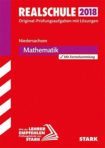 Original-Prüfungen Realschule - Mathematik - Niedersachsen