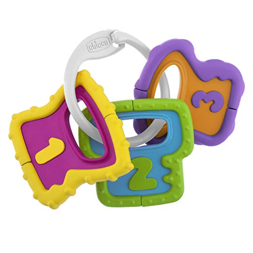 Chicco Easy Grasp Keys (Multicolour)
