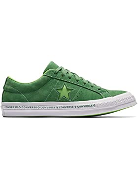 Converse Lifestyle One Star OX Suede, Zapatillas de Deporte Unisex Adulto