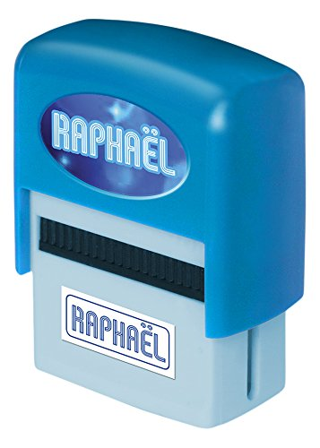 Die carterie Raphael Stempel Stempelkissen Personalisierte