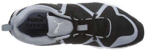 Puma Shintai v2, Chaussures de course homme Noir - Black - Schwarz (black-tradewinds-silver metallic 06)
