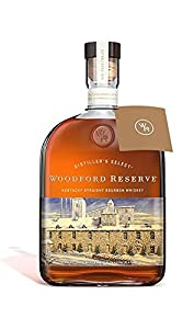Woodford Reserve Bourbon Whiskey, 1 Litre
