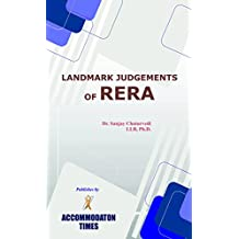 Landmark Judgements of RERA