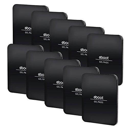 eboot-10-pieces-sticky-gel-pads-non-slip-pads-cell-pads-anti-slip-mats-for-wide-applications-black