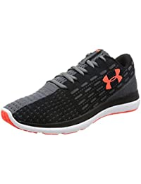 Under Armour Underarmour UA Charged MailOrderMusic Witch Run–Ultra Blue, White, multicolor, 7,5